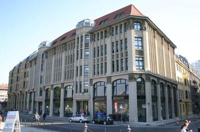 Stellenausschreibung Hu Berlin